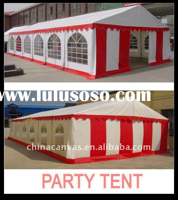 outdoor big party tent with PVC or Canvas