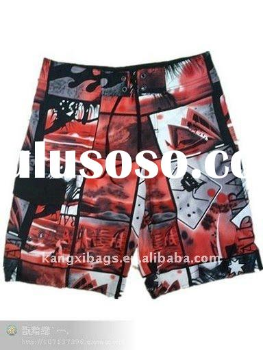 2010 newly board shorts qs,volcome,FOX BI surfing