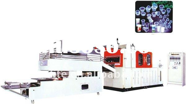 2011 design CMM720-420 thermoforming machine