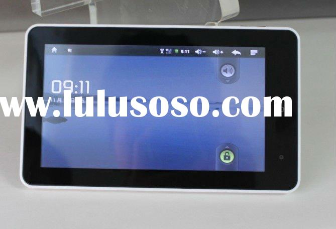 2011 new MID touch screen high resolution