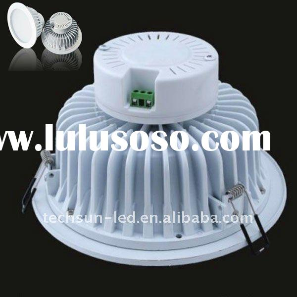 Driver internal  10W led downlight