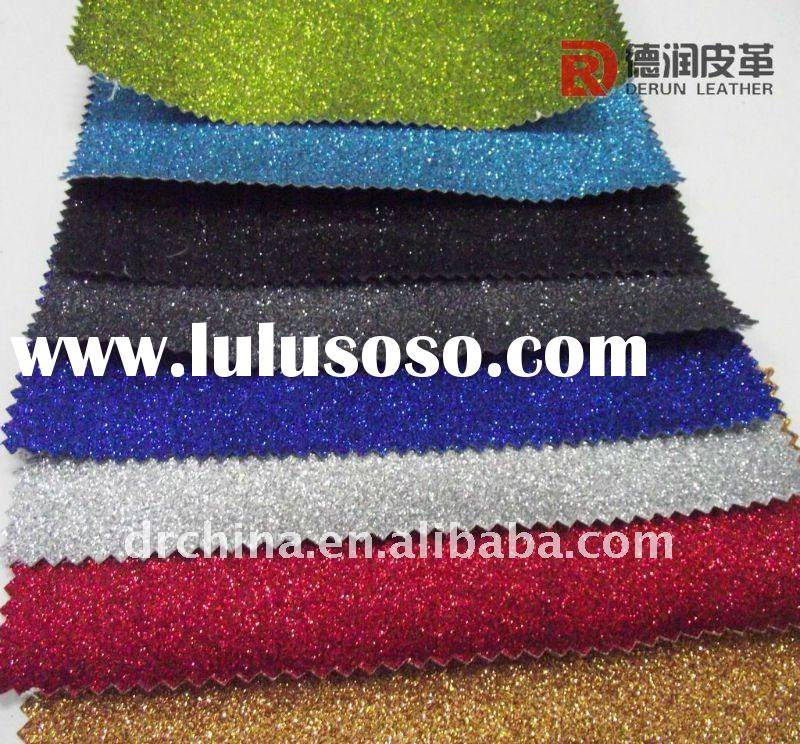 Hot Selling PU Leather fabric
