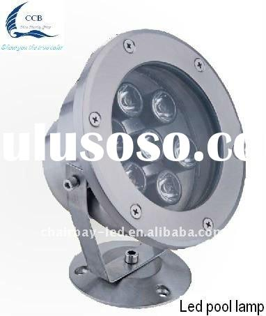 Hot sale 7w high quality IP68  led underwater light