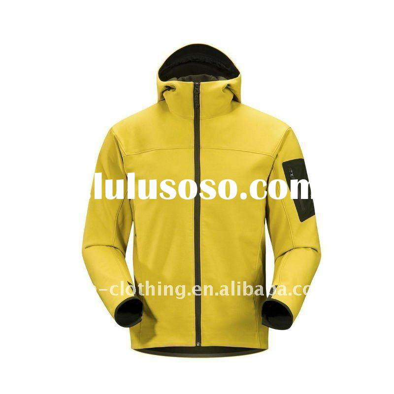 mens clothing coats winter softshell jackets