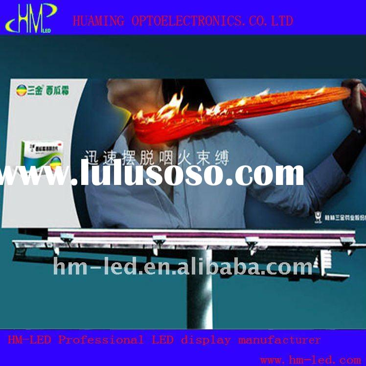 video full color outdoor LED sign
