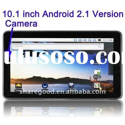 10.1 inch Touch Screen Android 2.1 Version Tablet PC with WIFI