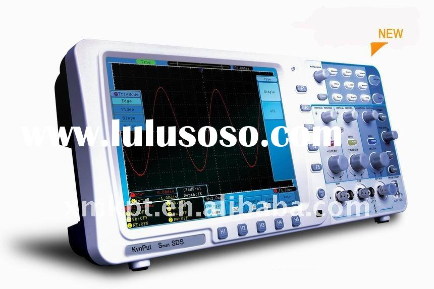 2011 NEW 8''SmartDS Series Dual Digital Storage Oscilloscope(100MHz)  SDS8102-V (wit