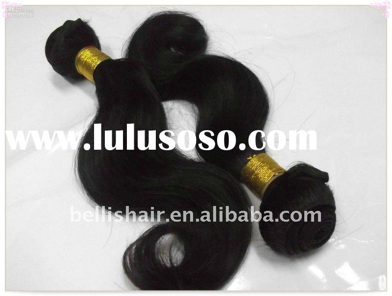 2011 fashion dark color hair extension