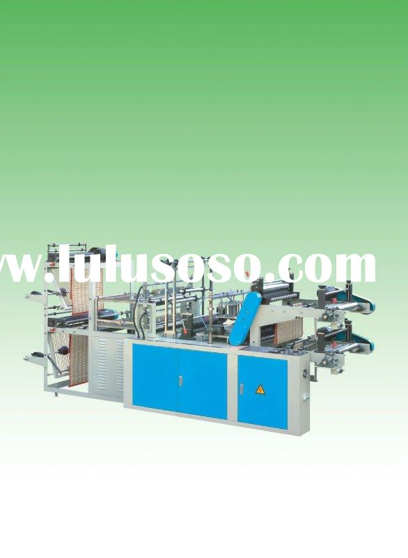 2011 hot! CDZB 2-Layer Rolling Bag-making Machine For Vest & Flat Bags