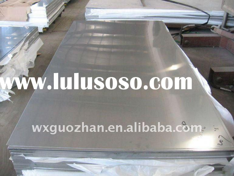 201/No.1 Stainless Steel Sheet
