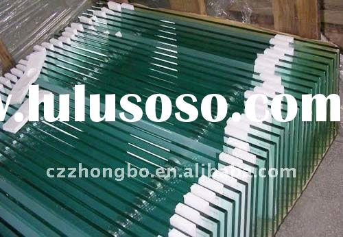 3-19mm high quality tempered glass