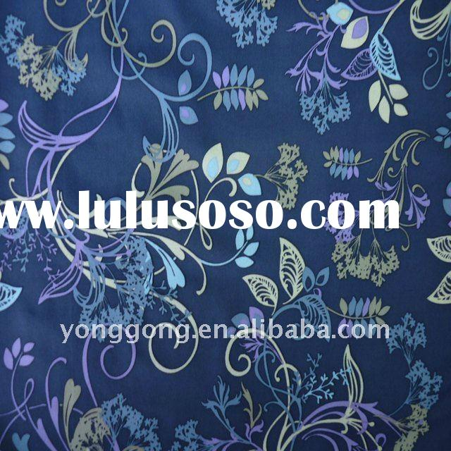 4 Ways Elastane Printed Underwear Fabric