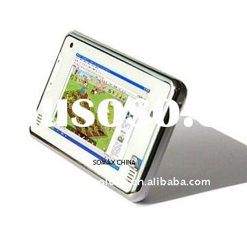 5 inch Intel US15W Touch Screen Tablet PC with 32G HHD and WCDMA