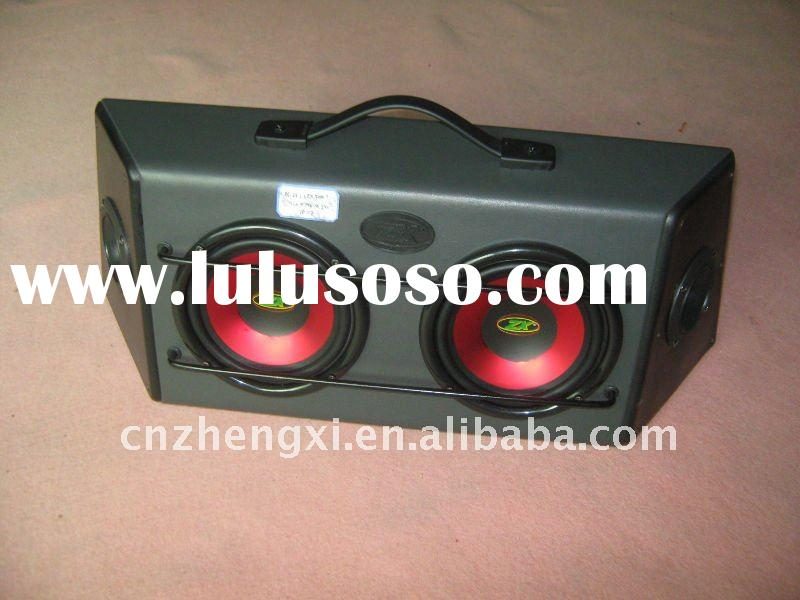 """6.5"""" Active Paper-made Environment-protecting Beach speaker"""