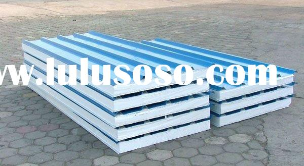 Color steel plate