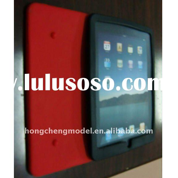 Colorful silicone case for ipad