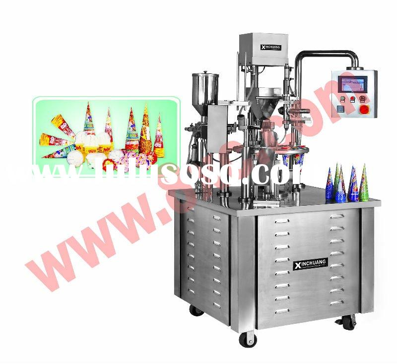 Ice Cream Rotary Filling Machine