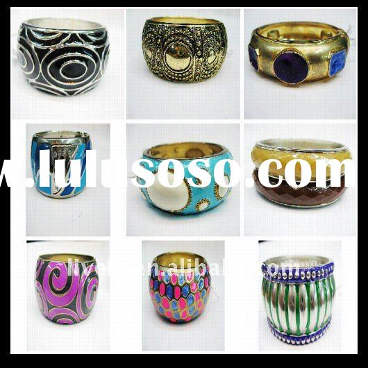 Jewelry Fashion Latest Big Stone Bracelets