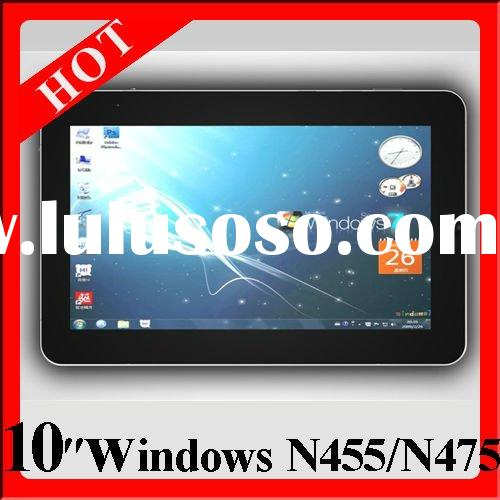N455 10 inch capapcitive 3G windows7 Tablet PC