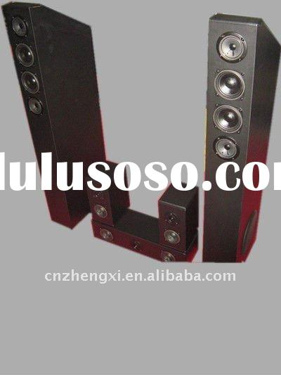 PAPER-MADE HOME THEATER LOUDSPEAKER