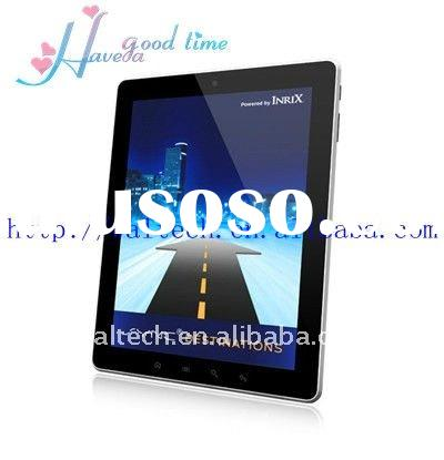 W1600 9.7 inch Tablet PC Android 2 Visture V1 capacitive multi touch screen tablet PC built in 3G op