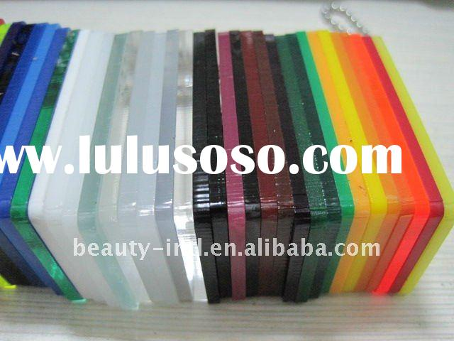 cast plexiglass acrylic sheet