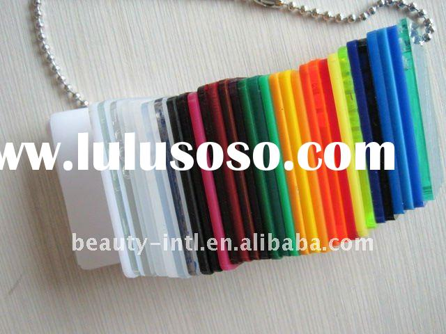 pmma colored acrylic sheet
