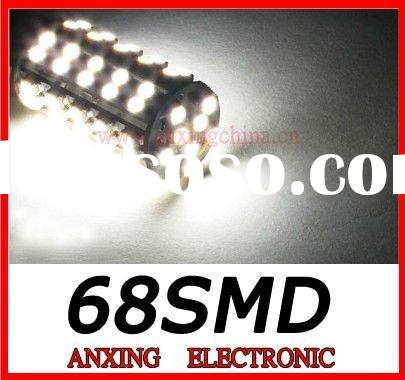xenon white 68smd 3156 3157  led turn signal lights