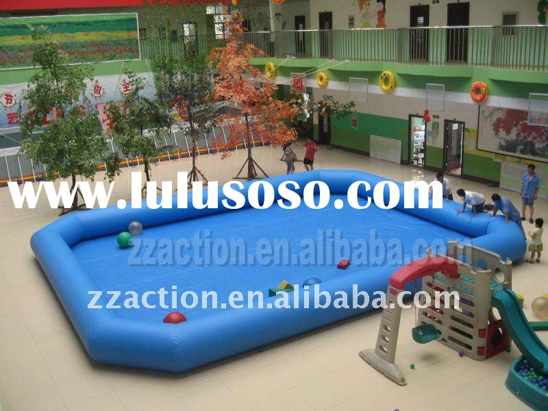 2011 exciting inflatable pool