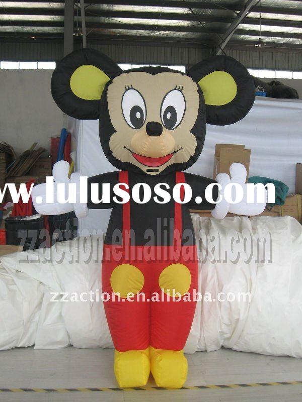2011 funny inflatable cartoon
