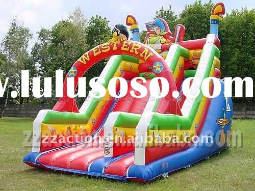 2011 hot selling Inflatable slide
