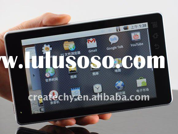 Android 2.2 tablet pc with two touch screen Wifi