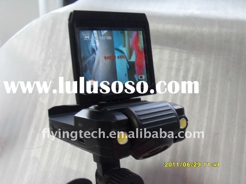 Digital Vehicle Video Recorder Double cameras Camcorder Mini Car Dvr Camera