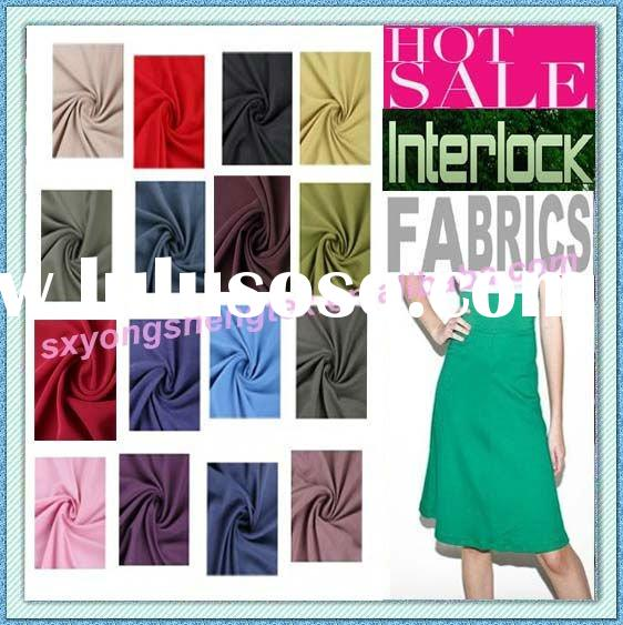 Hot Sale Terry Fabric Rib Fabric Interlock Fabric