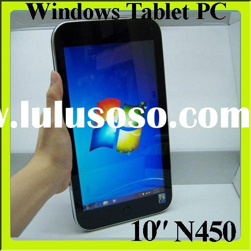 "N450 10"" Capacitive screen Windows Tablet PC"