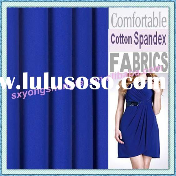 New Collection Knitted Rayon Fabric Viscose Fabric Cotton Spandex Fabric