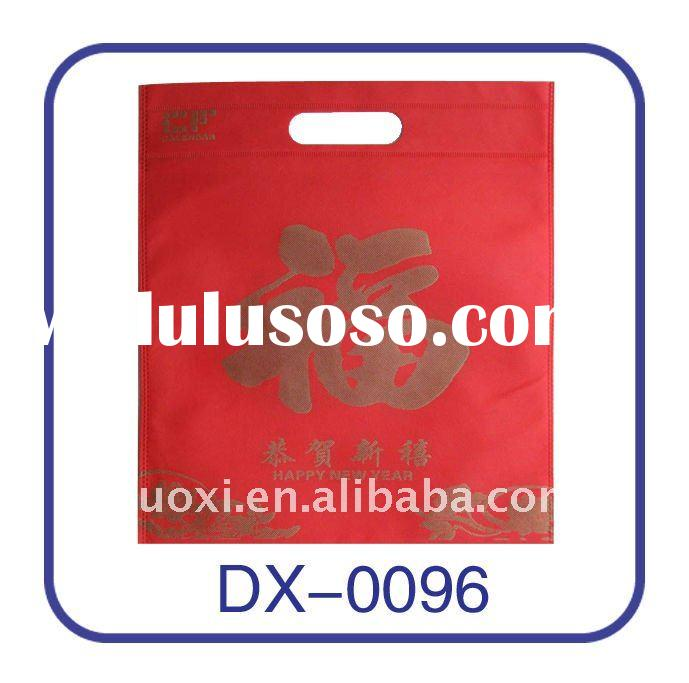 Newly Die cut Flat Non-woven Bags