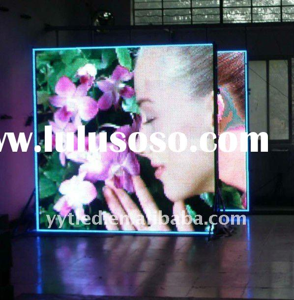 P8 full color indoor led video wall
