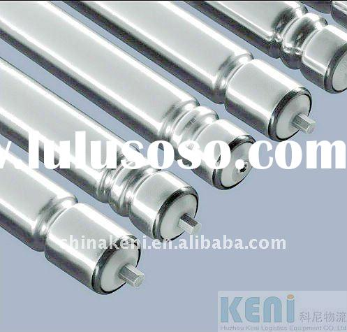 Single or Double Grooves O Belt (pipe) Conveyor Rollers