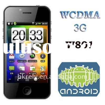 W801 4GS Smart 3G mobile phone