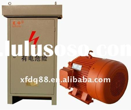XFPM series of AC servo permanent magnet synchronous motor system