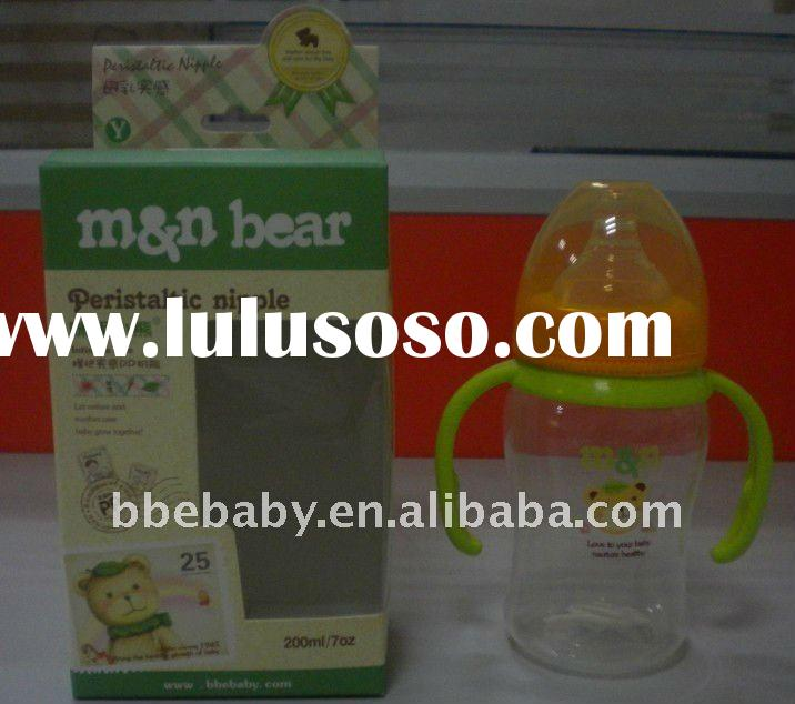 baby pp feeding bottle  wide neck 200ml