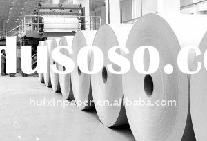 cast coated cardboard paper