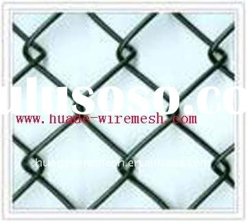galvanzied chain link fence, PVC coated chain link fence,chainlink fence