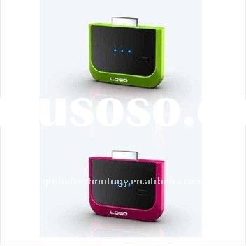 hot selling Mini Solar Charger for iphone-1200mAh