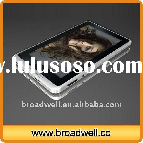 7 inch 5 Point Touch Capacitive Screen, Cortex A9 Dual Core,Bluetooth Tablet PC