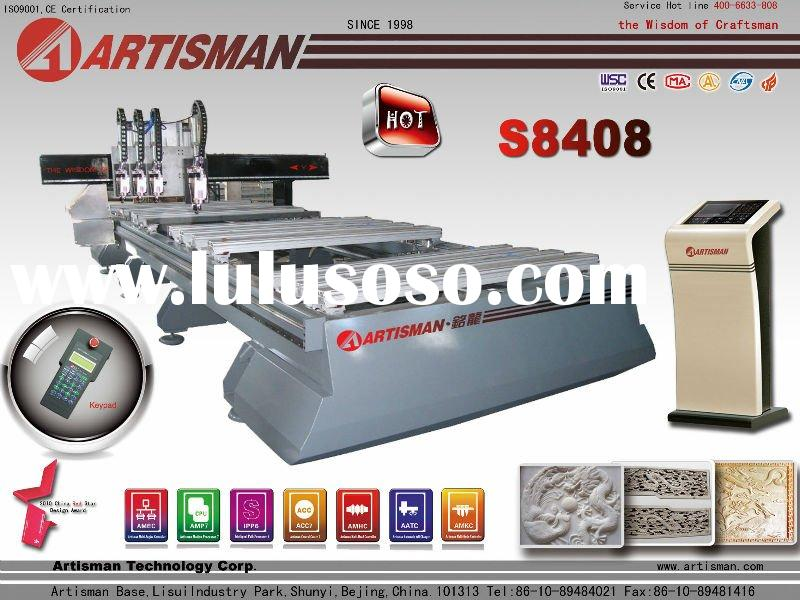 Artisman Wise CNC Engraving Machine S series - S8408SKT3