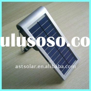 Auguest New Style portable solar charger for mp3,mobile phone
