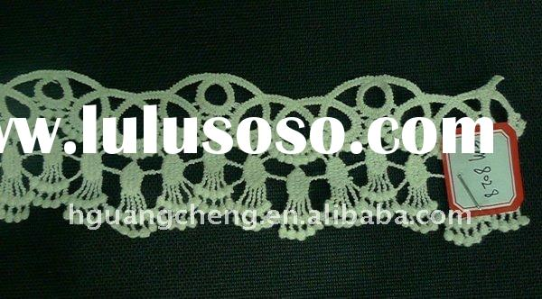 Fashion Cotton lace trimming /GM8028