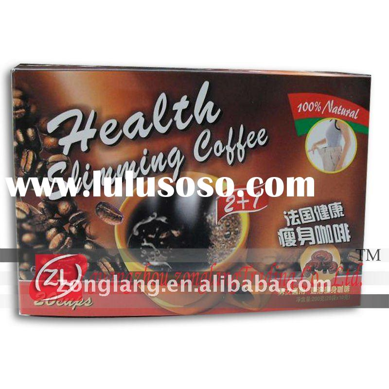 Fat burning product 2+1 Health slimming coffee